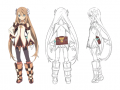 Tales of Symphonia DotNW Artwork