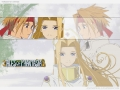 Tales of Phantasia - Artwork