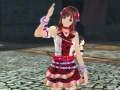 Rose im Idolmaster Outfit