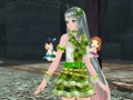 Lailah im Idolmaster Outfit