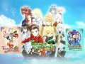 Tales of Symphonia - Chronicles Starbildschirm
