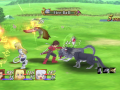 Tales of Symphonia - Chronicles Kampfszene