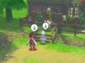 Tales of Symphonia - Chronicles Colette der Tollpatsch