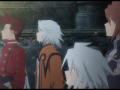 Tales of Symphonia - Chronicles Zwischensequenz
