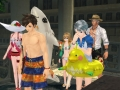 Tales of Zestiria - Schwimmoutfits DLC