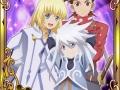 Colette, Genis und Lloyd