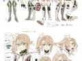 Tales of Zestiria - Artworks - Alisha