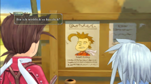 Tales of Symphonia - Chronicles Lloyd häßlich?
