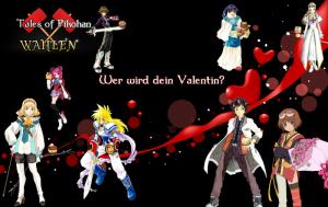 tales of pikohan Valentin
