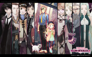 Tales of Xillia 2 Wallpaper