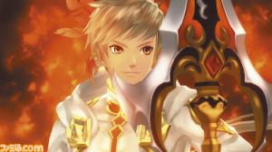 Tales of Zestiria - Slay in seiner Fusion mit Lyla