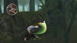 Zestiria - Schwertschwung