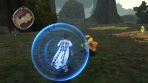 Zestiria - Zaubernebelschutz