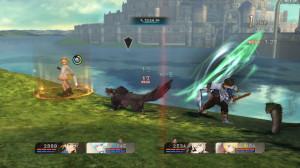 Zestiria - Battle System