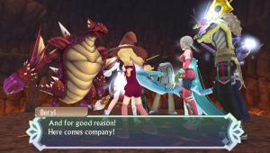 Tales of Hearts R - neue Screenshots