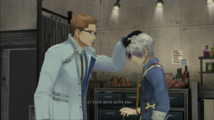 Tales of Xillia 2 Ludger und Julius