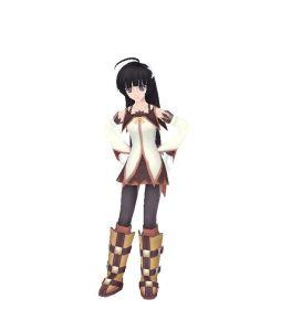 Tales of Hearts R - DLC Outfit Kohaku