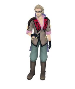 Tales of Hearts R - DLC Outfit Gall