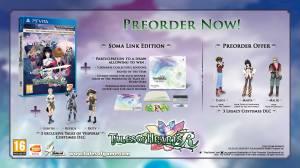 Tales of Hearts R - DLC Kostüme und Gewinnspiel