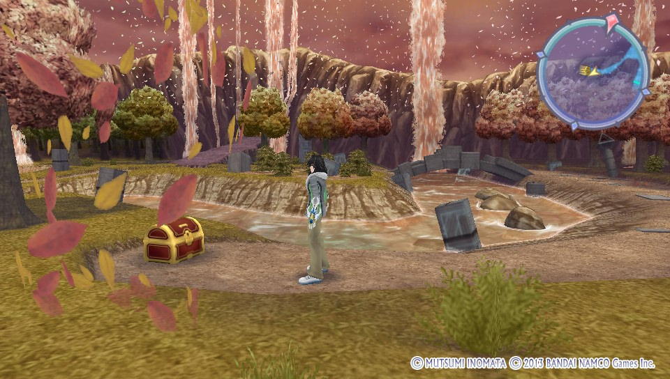 Tales of Hearts R - Dungeon