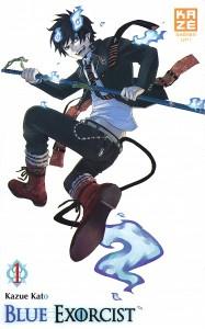 Rin Okumura Blue Exorcist
