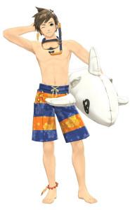 Schwimmoutfits DLC-Sorey