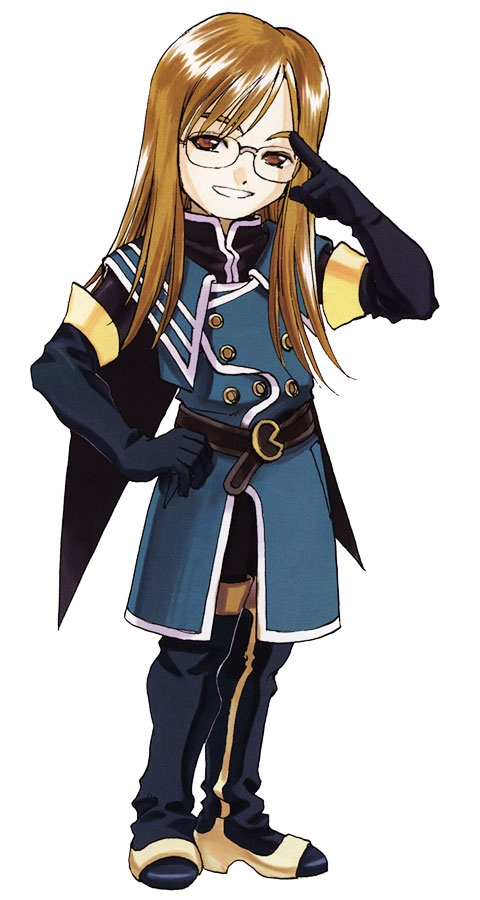 Jade Curtiss aus Tales of the Abyss