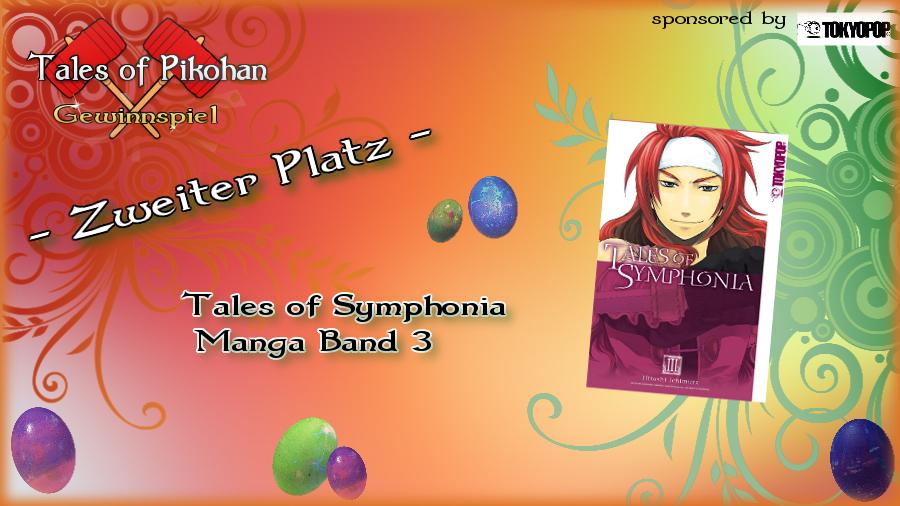 Pikohan Oster-Fanart-Wettbewerb 2015 - Zweiter Platz