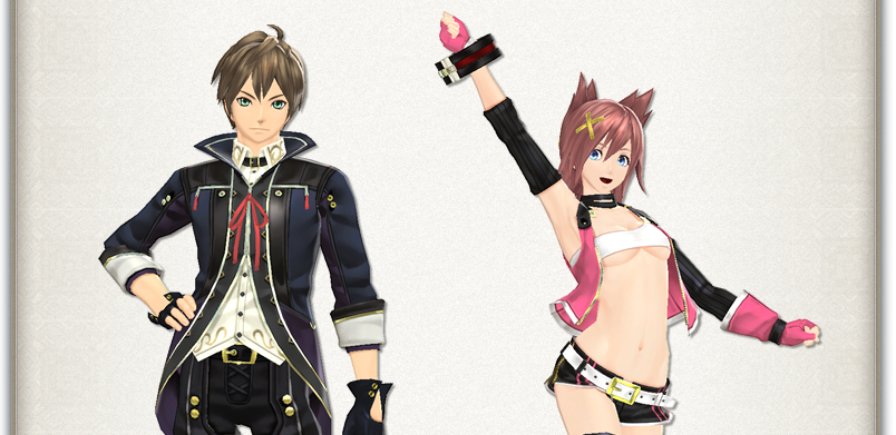 God Eater Costumes