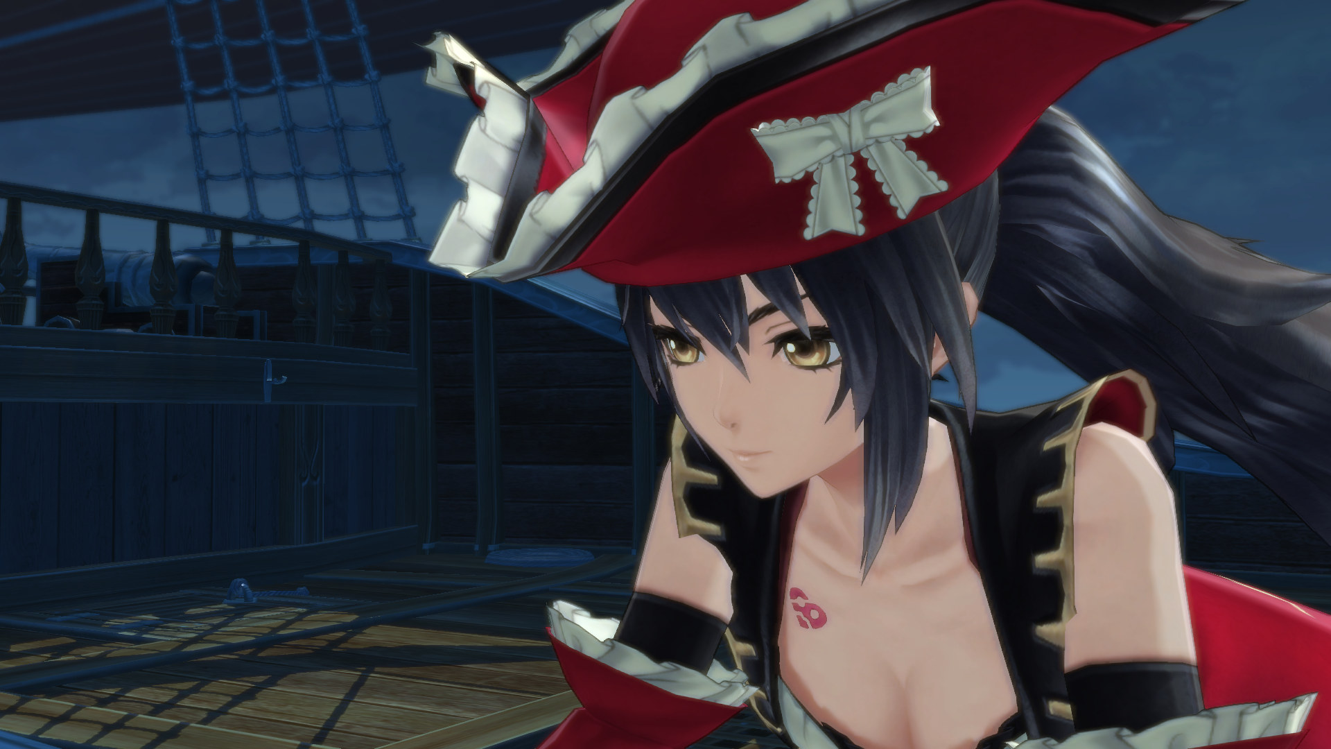 Berseria Piraten Outfits