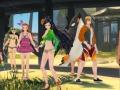 Berseria Sommerurlaub Outfits
