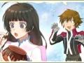 Tales of Hearts R - Artwork