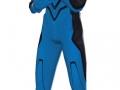 Sorey im Shinji Kostüm