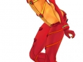 Rose im Asuka Kostüm