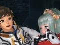 Screenshots zu den Charakteren
