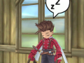 Tales of Symphonia - Chronicles Lloyd pennt im Unterricht