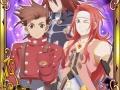 Lloyd, Kratos und Zelos